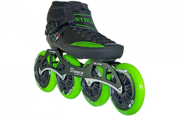 Luigino Strut Package - Green 4 wheel