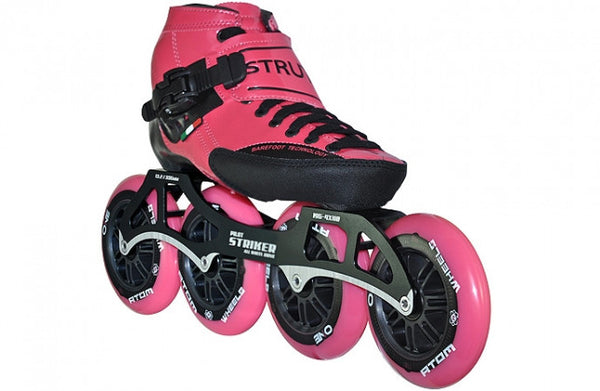 Luigino Strut Package -Pink 3 wheel
