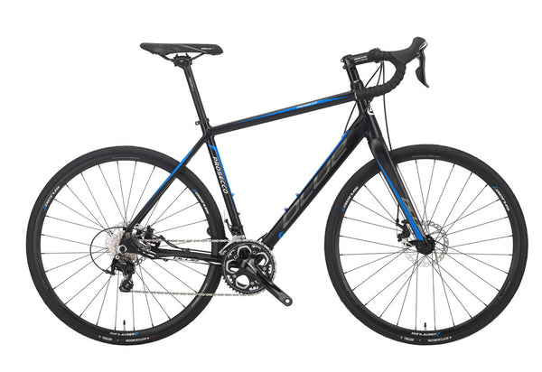 Blue Prosecco Aluminum with Shimano 105