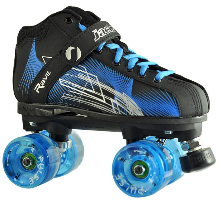Rave Outdoor Quad Skate Package available @ Atom Skates