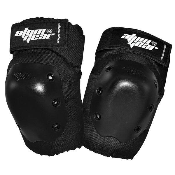 Atom Gear Supreme Knee Pads available @ Atom Skates