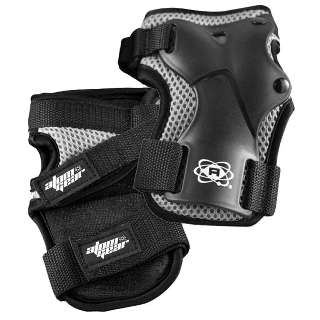 Atom Gear protective wrist guards for skating available @ Atom Skates