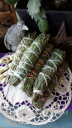 Cleansing Sage and Oils