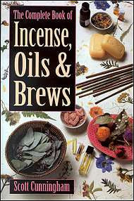Scott Cunningham Incense, Oils & Brews