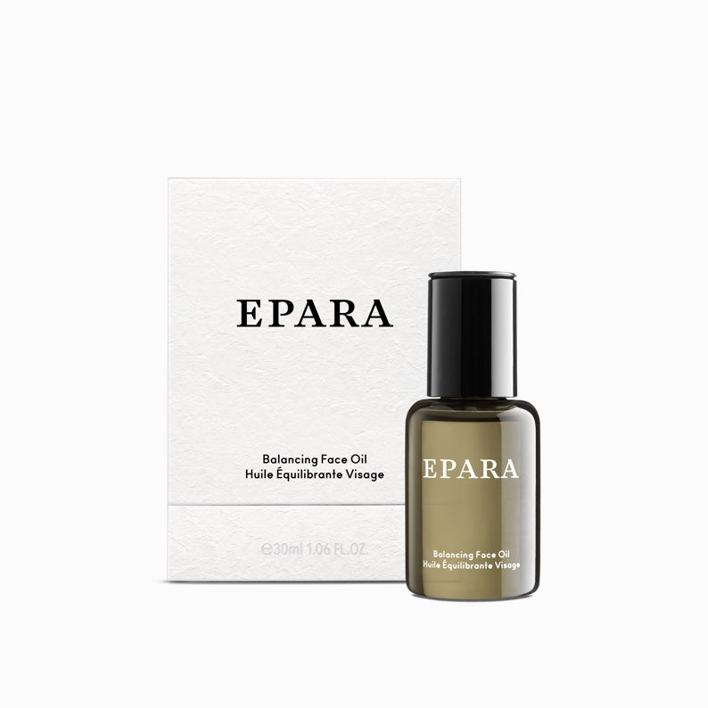 Balancing Face Oil 30ml - Reduces Hyperpigmentation - Epara Skincare