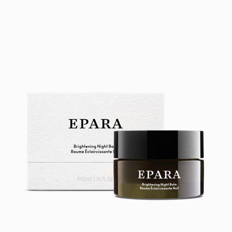 Brightening Night Balm 50ml - Targets Imperfections - Epara Skincare