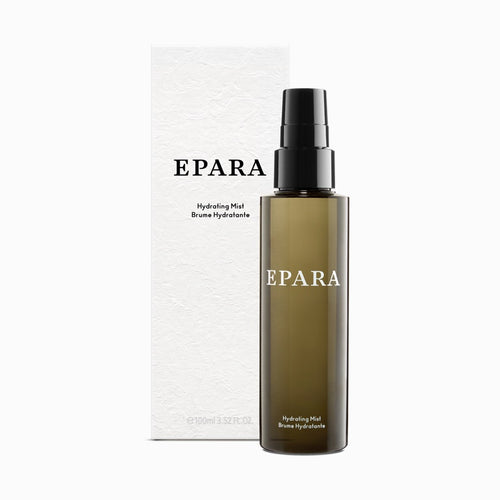 Hydrating Mist 100ml - Smoothens and Softens Skin - Epara Skincare