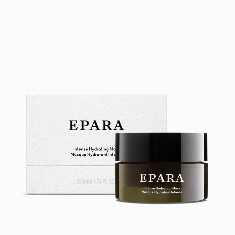 Intense Hydrating Mask 50ml - Eliminates Toxins - Epara Skincare
