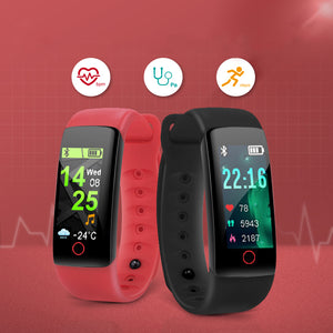 2019 New Releasing Touch Screen Smart Band With Health Monitor