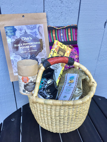 Foodie Gift Basket - 10% off!