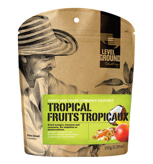 Tropical Dried Fruit