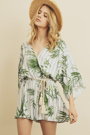 Seaside Escape Romper