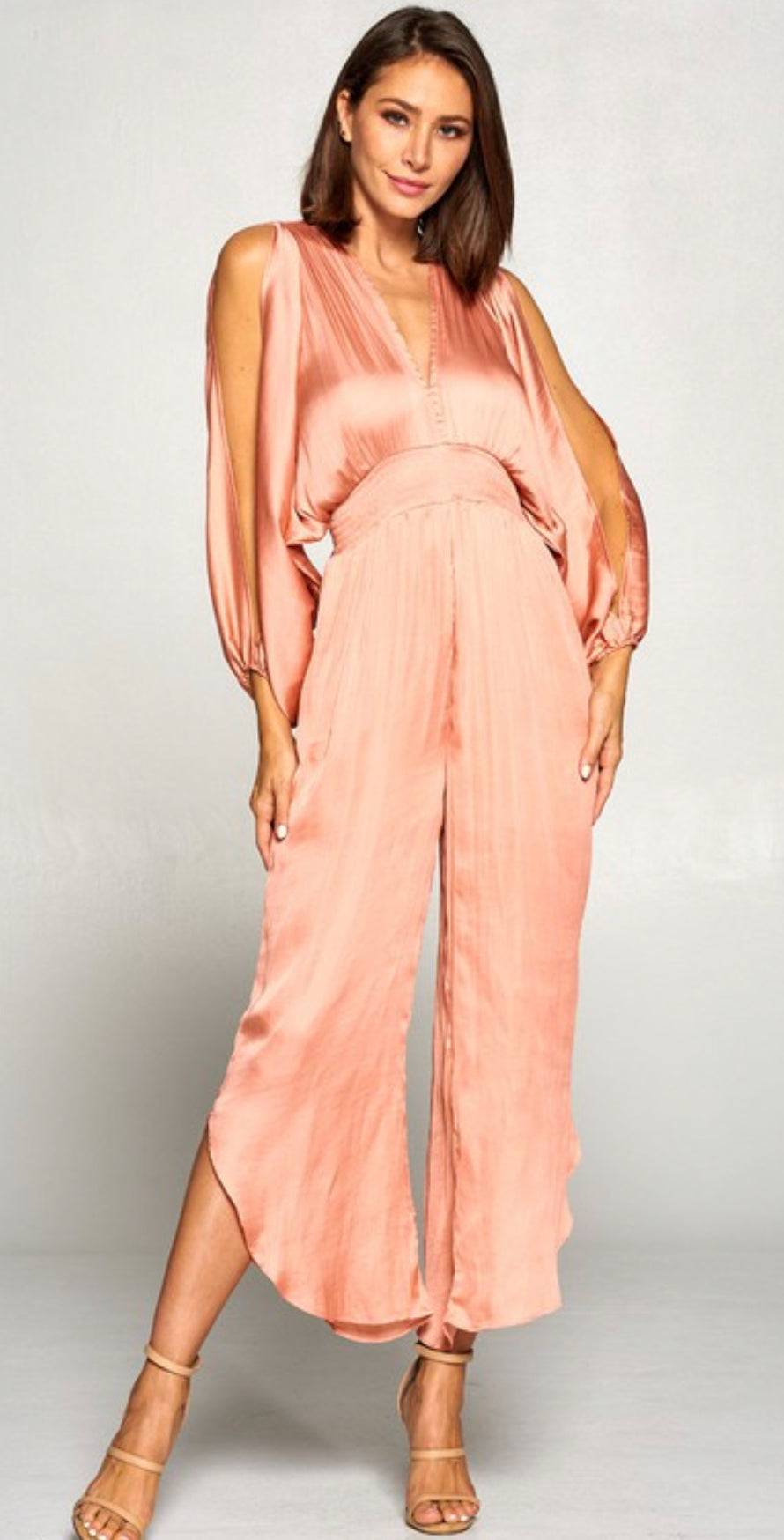 Girls Cabo Trip Jumpsuit