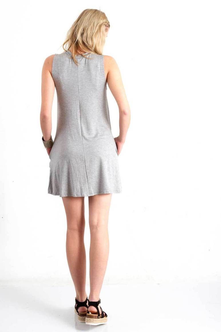 It Has Pockets! Tank Dress