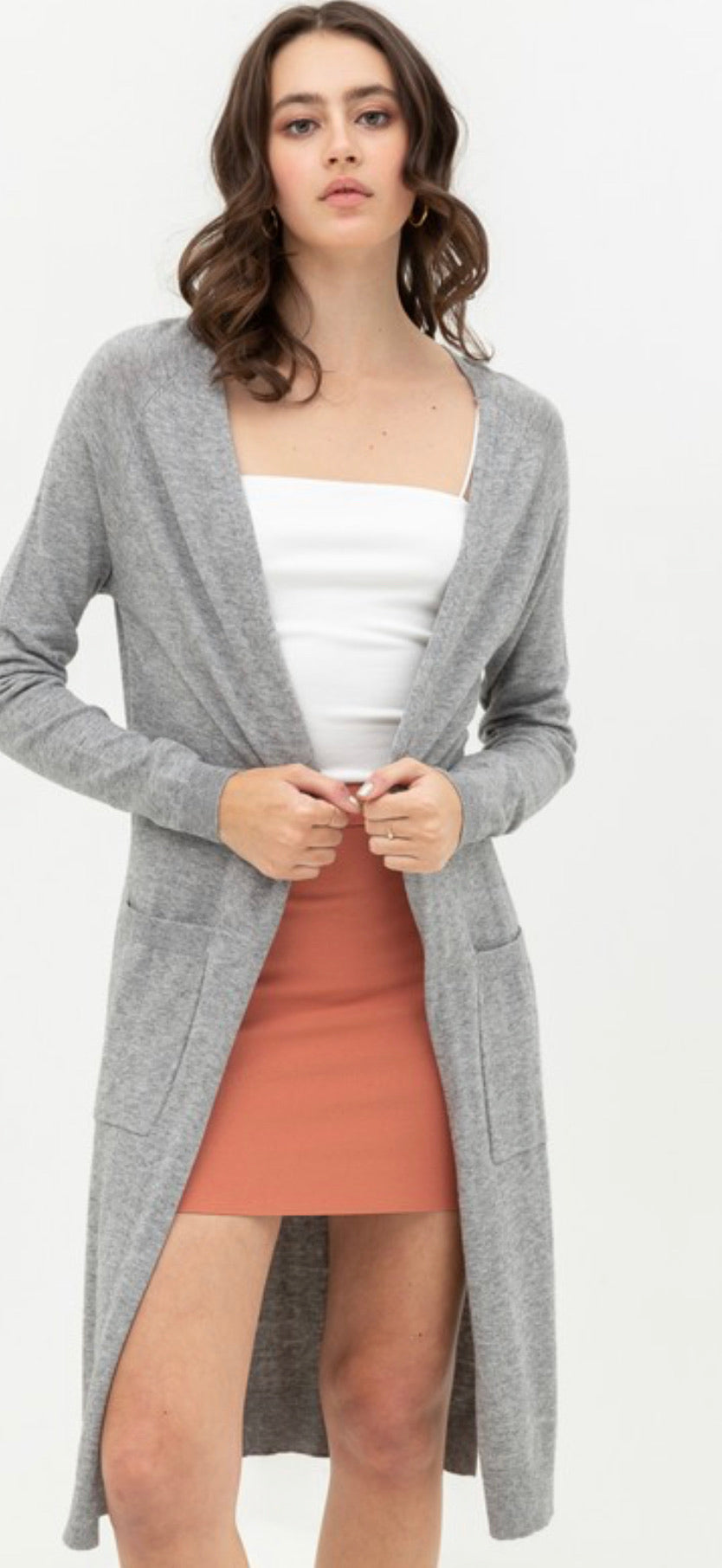 Cloudy Skies Cardigan