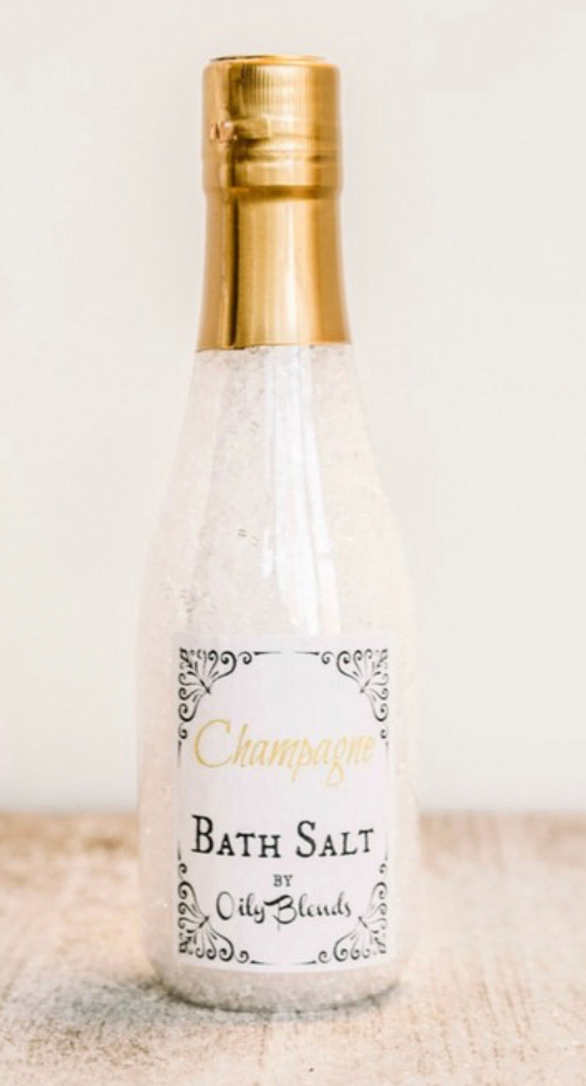 Champagne Bath Salts