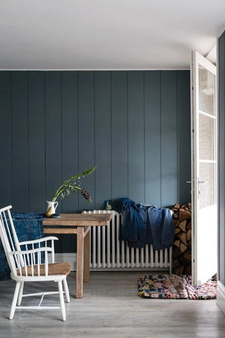 Panelling, Farrow and Ball