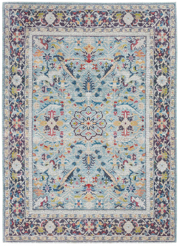 ANKER TURKISH RUG TEAL