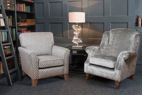 Gallery and Wing Chairs Made to Order Starting From