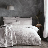 Strawberry Thief Duvet Set Silver