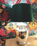Russo Chrome Table Lamp