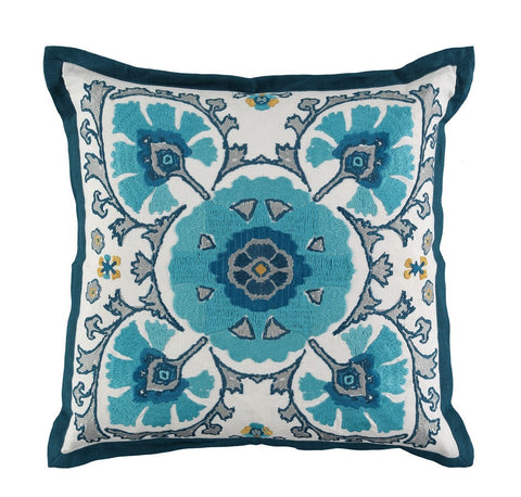 ALEXI PEACOCK CUSHION 20% DISCOUNT APPLIED AT CHECKOUT