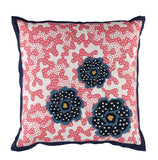 Mandrino Rouge Cushion