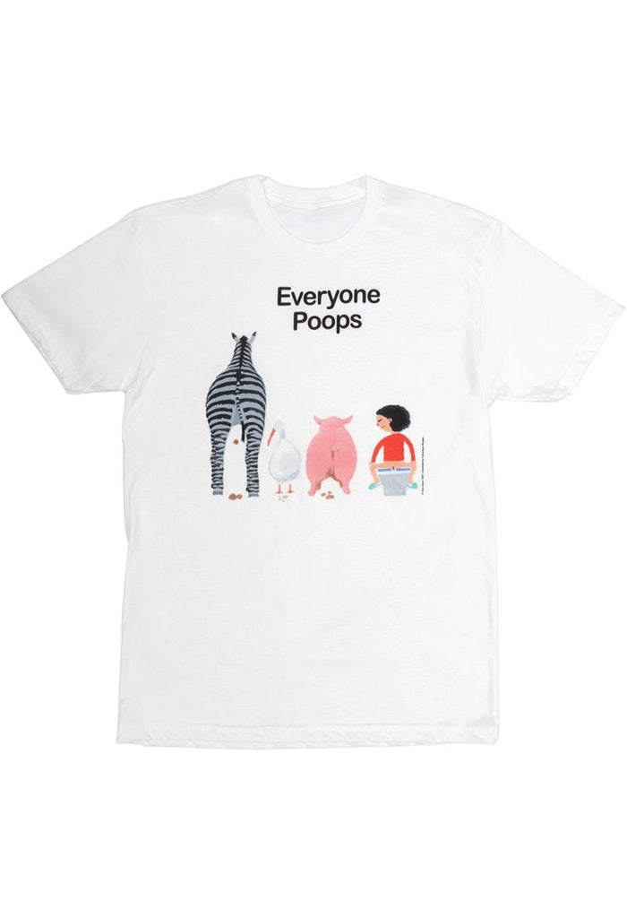 Everyone Poops T-shirt | Unisex