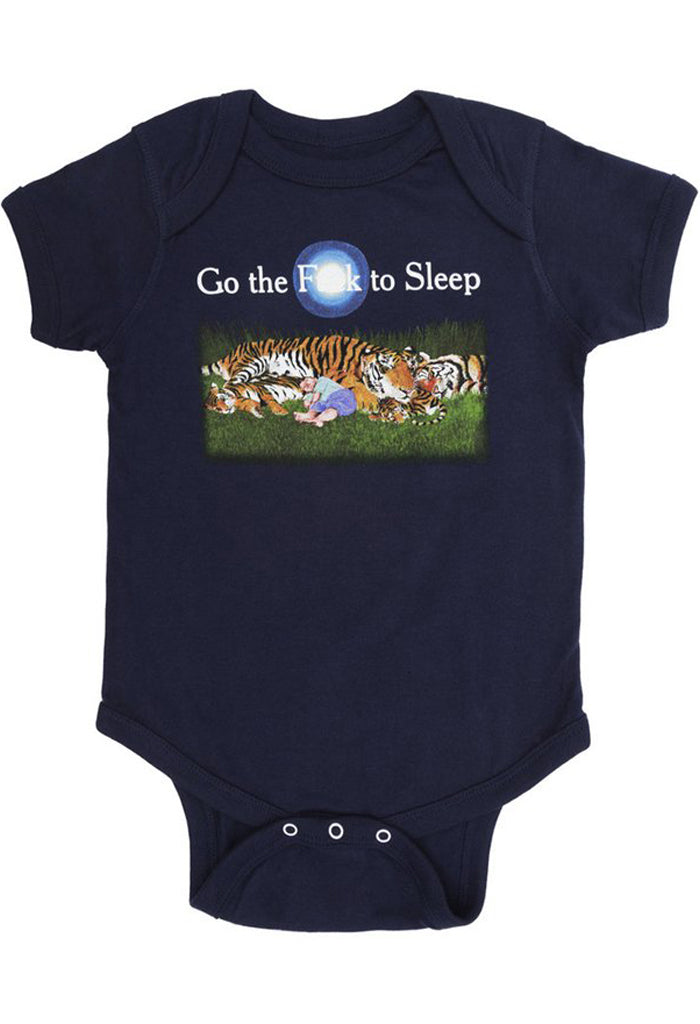 Go the F*ck to Sleep Onesie