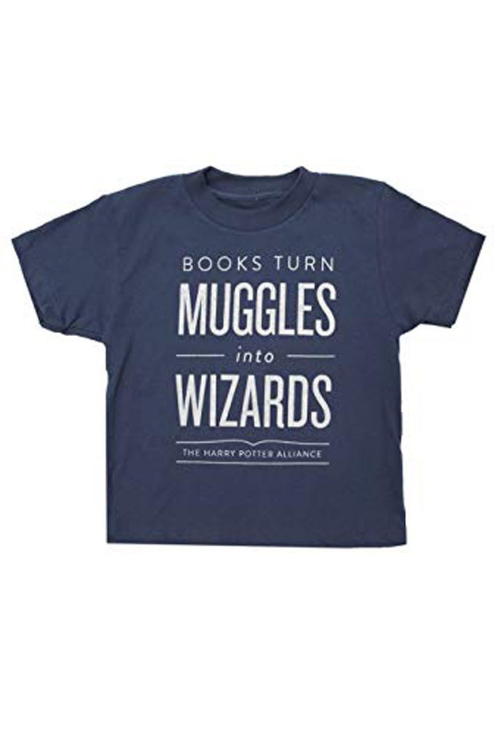 Books Turn Muggles into Wizards | Kids