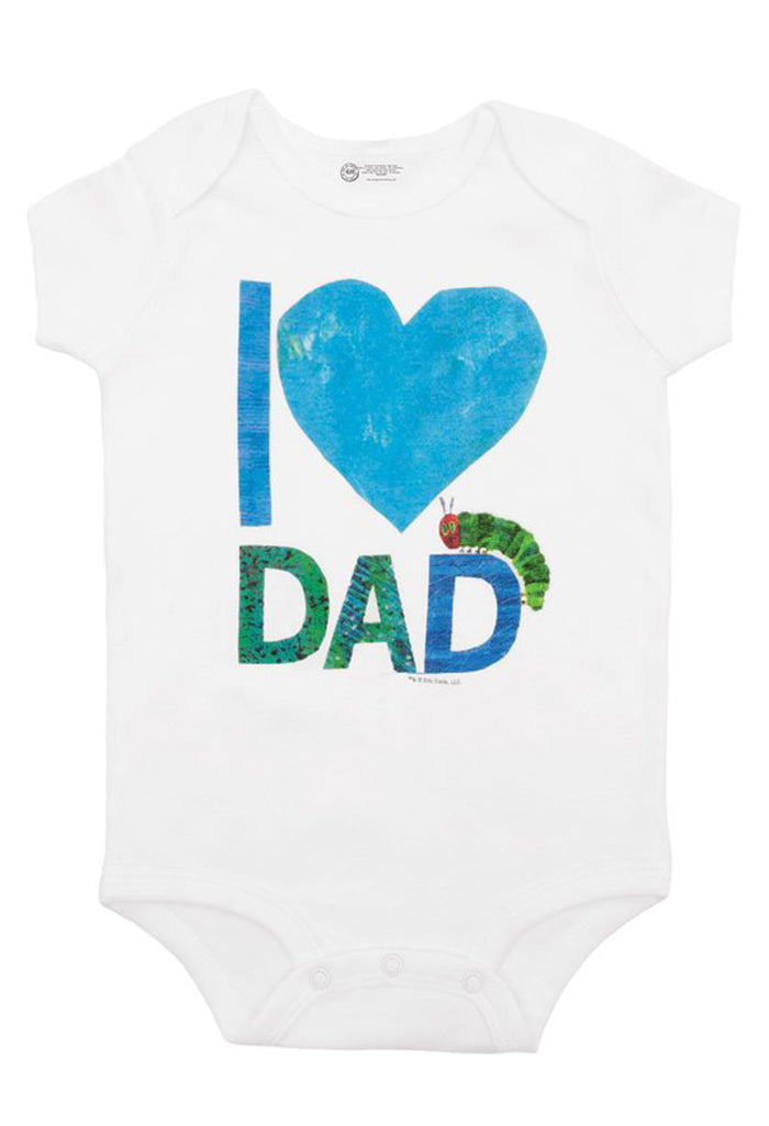 I Love Dad Onesie