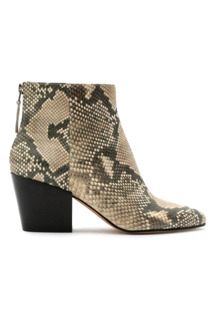 Coltyn Booties | Snake