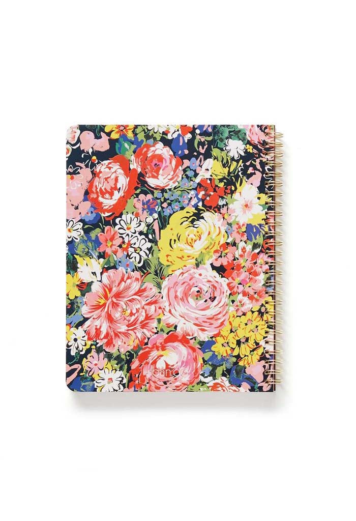 Flower Shop Mini Notebook