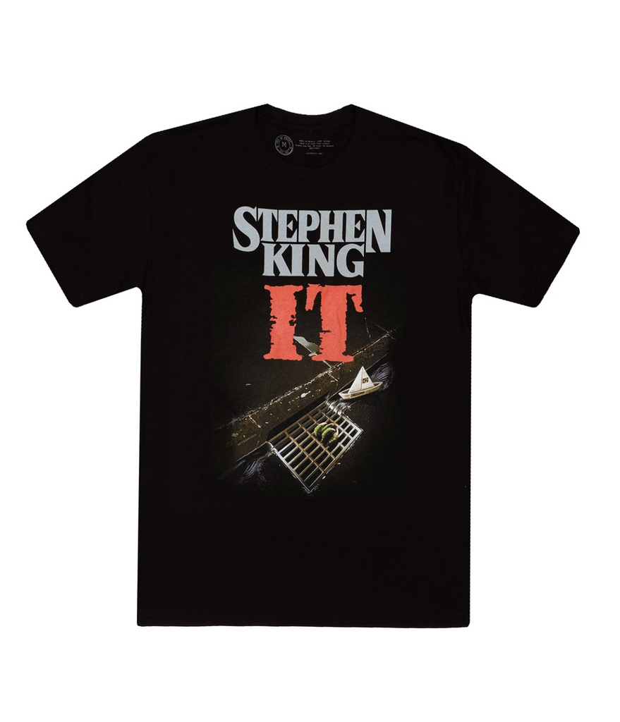 Stephen King IT T-shirt