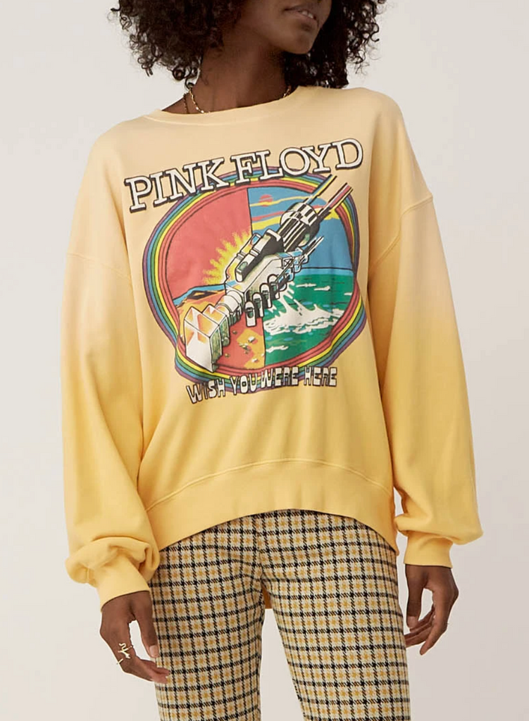 Pink Floyd Wish You Were Here Sweater