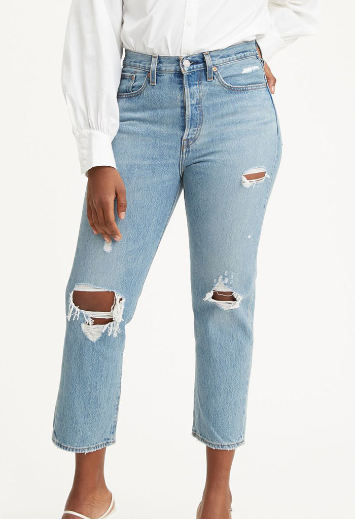Wedgie Straight Jeans | Authentically Yours