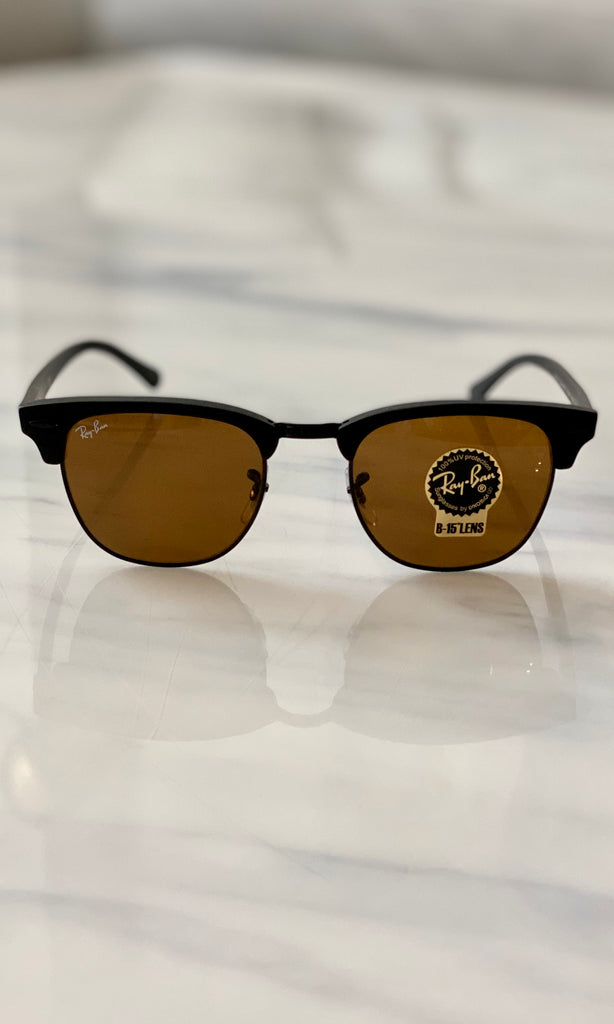 Clubmaster Classic Sunglasses | Brown