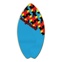 "Load image into Gallery viewer, Boogie®Board Eva Skim Board 35.5"" from Wham-O. Hours of fun from the Fun Factory since 1948"