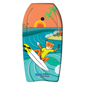 "BoogieBoard Malibu 33"" Classic - Fox from Wham-O. Hours of fun from the Fun Factory since 1948"