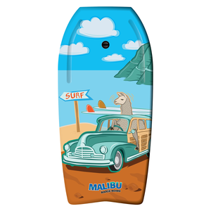 "Boogie®Board Malibu 37"" Classic - Llama from Wham-O. Hours of fun from the Fun Factory since 1948"