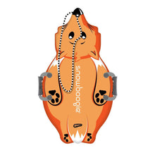 Load image into Gallery viewer, Snowboogie® Animal Sled 36""