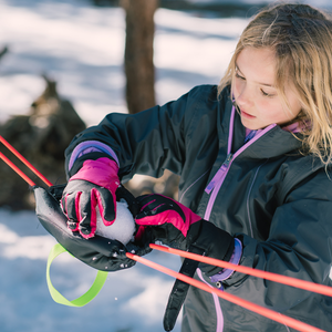 Artic Force Monster Snowball Slingshot