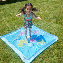 Load image into Gallery viewer, Giggle 'n Splash Sprinkler and Splash Pad