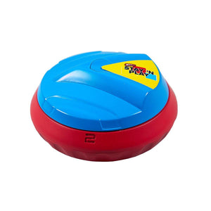 Stick to It - Stay 'N Play Red and Blue Timer Button Side View