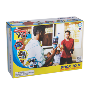 Stick to It - Stay 'N Play Packaging Quarter View