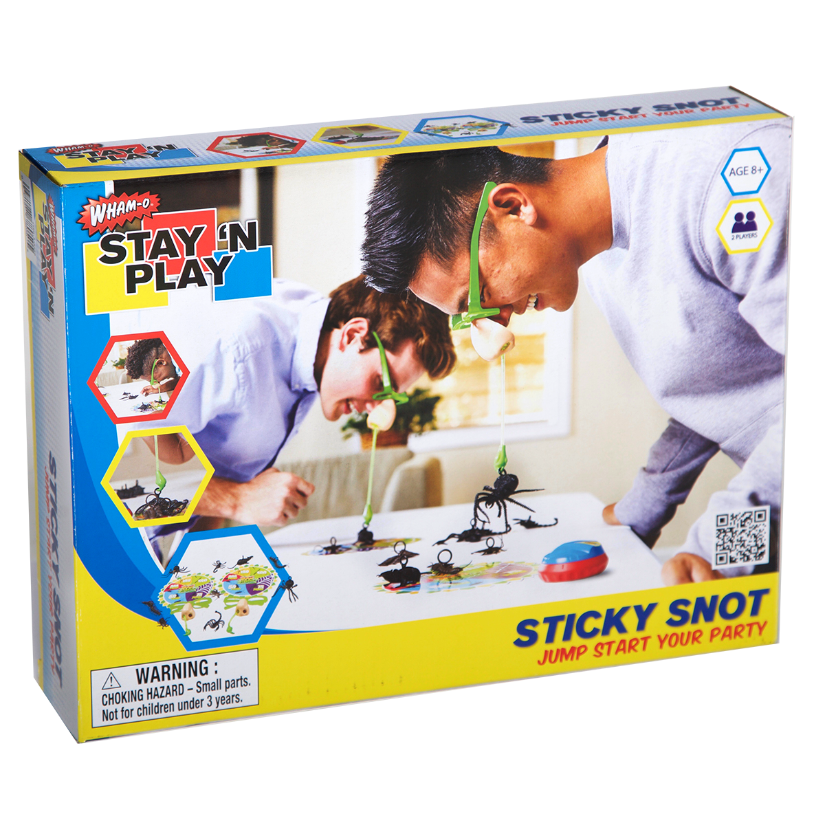 Sticky Snot - Stay 'N Play