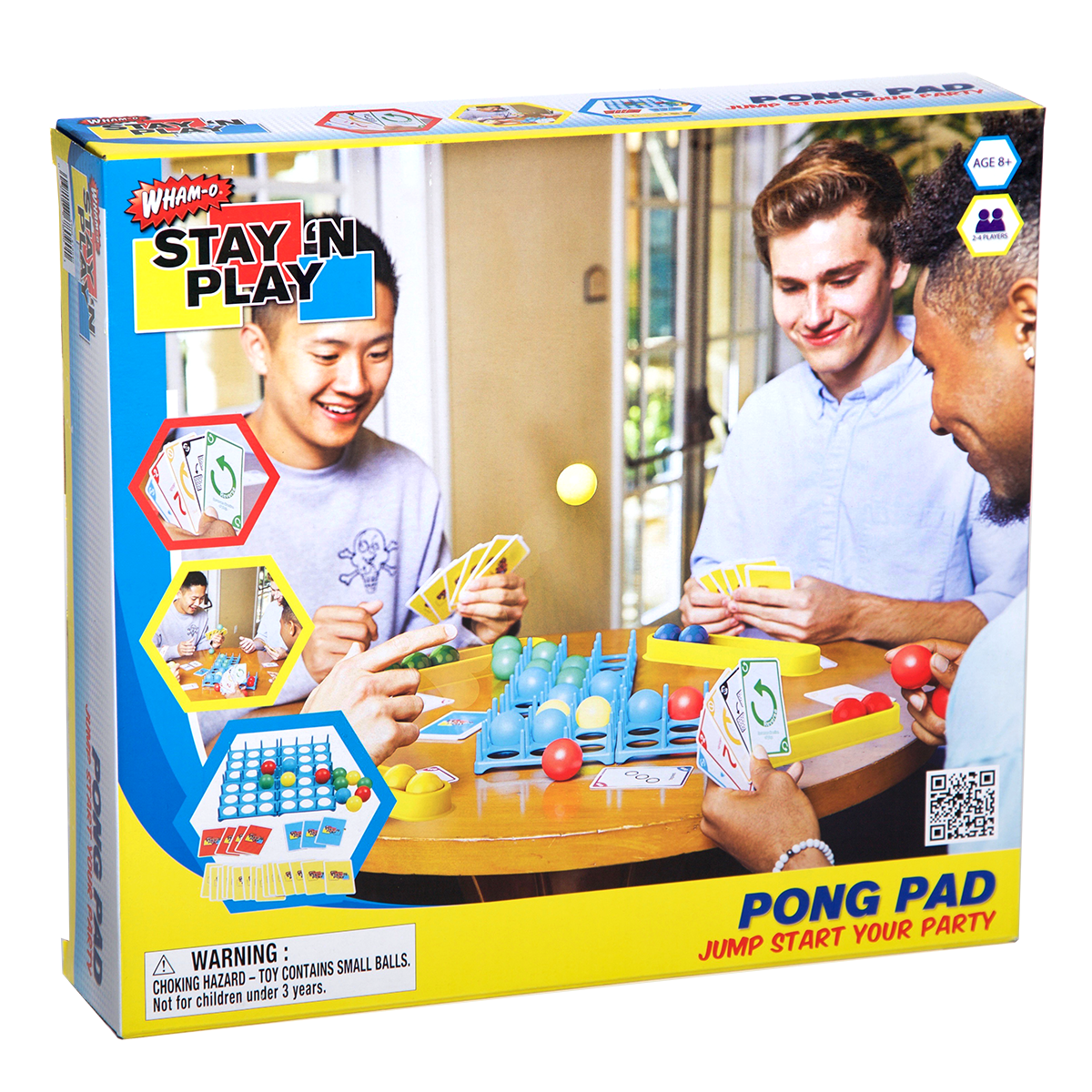 Wham-O Pong Pad - Stay 'N Play on sale now and part of the Pong Pad - Stay 'N Play of products.