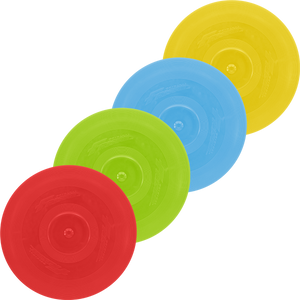 Frisbee® Classic - Set of 4 from Wham-O. Hours of fun from the Fun Factory since 1948