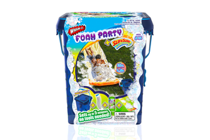 Foam Party™ Foam Party + Slip 'N Slide from Wham-O. Hours of fun from the Fun Factory since 1948
