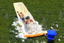 Load image into Gallery viewer, Foam Party™ Foam Party + Slip 'N Slide from Wham-O. Hours of fun from the Fun Factory since 1948